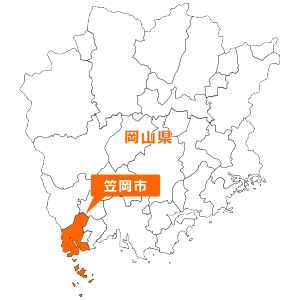 map_kasaoka